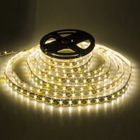 Wholesale NEW Non waterproof M SMD Flexible Led Strip Light led m Yellow Warm White Red Green Blue Cool White