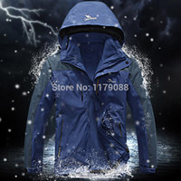 pizex - camping PIZEX the north men water proof jacket brand hiking jackets hunting clothes jaquetas femininas