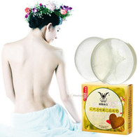 areola color - 2PCS Natural crystal soap body whitening active enzyme for sex private parts skin care Areola color product
