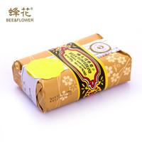 bee bath - China brand Bee flower Jasmine sandalwood soap bath body soap Jasmin soap Facial soap g
