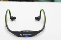 athletic headphones - sports Bluetooth wireless headset hanging Athletic dynamic stereo headphone MP3