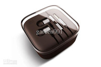 amp ear - 100 original XIAOMI Piston Earphone Headphone Headset Earbud with Remote amp amp Mic For mm Phones