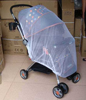 bb net - portable Baby bebe bb Stroller Safe care Mosquito Insect Net Safe Mesh Pushchair Protector Buggy Pram cart Cover accessories