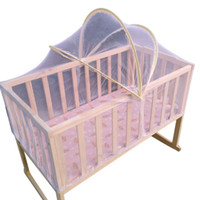 baby cradle sale - excellent quality new hot sales portable crib baby Cradle Bed Arched Mosquito Net Baby Stroller Bed accessories