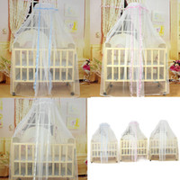 best mosquito nets - Best seller Baby Infant Bed Mosquito Mesh Dome Curtain Net for Toddler Crib Cot Canopy May