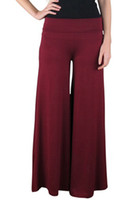 Cheap Hot Sale New 2016 Brand Casual Women Pants Loose Women's Zigzag Palazzo Wide Leg Pants 5 Colors Plus Size M,L,XL,XXL,XXXL
