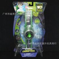 ben ten alien force - New Arrival Ben Ten Alien Force Ultimate Omnitrix Watch Bandai Illuminator Watch Lights n Sound Ben10 toys children toy