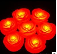 better roses - better quality Romantic small night light led rose lamp day gift led night light