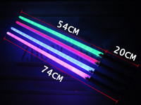 atmosphere nightclub - 74 cm lightsaber Multicolor optional plastic toys nightclubs concert add atmosphere Star Wars toys interactive toys boy gift