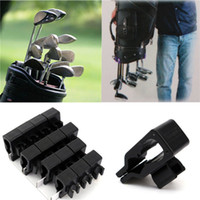 Wholesale Golf Bag Clip Holder Set Club Clip Ball Marker For All Wedge Iron Driver Putter Cue Fitting