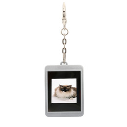 Wholesale Digital Album Picture Frame inch LCD Mini Digital Photo Frame Electronic with Keychain