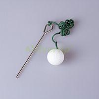 golf driving range - Driving Range Retractable Golf Ball Rope Thread Training Aid Practice Improve Shots