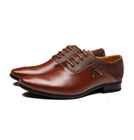 comfortable formal shoes - Brand New Fashion Mens Oxfords Autumn amp Winter Quality Leather Men Lace up Dress shoes Comfortable Formal Oxford Business Shoes