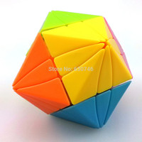 adult magic eye - New Moyu Moyan I Devil s Eyes Magic Cube Speed Cube Puzzle Toys for Adult and Children s Learning Gift