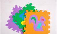 foam puzzle - foam puzzles EVA environmental puzzles mat children crawling animals puzzles mat