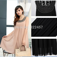 anti radiation clothing - Maternity Clothing Chiffon Dress Fashion Beading Dress Maternity Tank Dress Sleeveness Suspender Maternity Dresses Sexy