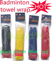Wholesale 2pcs Genuine Kaiwei badminton grip badminton towel wrap