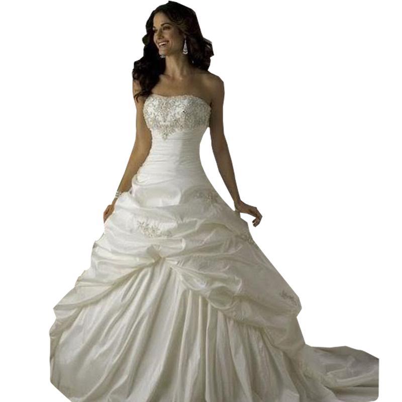 Wholesale Plus Size Wedding Dresses China 64