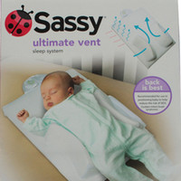 Wholesale Sassy Pillows - Good Quality Sassy newborn shaping pillow baby triangle pillow bed milk pillow stroller accessories