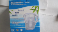 alkaline pitcher - Alkaline Water Ionizer Purifier Jug Pitcher Ionizer Purifier Pitcher LITER Fee Shipping