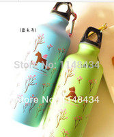 animal plastics cages - Sport Water Bottle animal High Quality Aluminium Alloy High Elasticity Plastic Bottle Cage For Cycling Bottle Kit