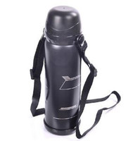 aluminum flask - New Bike Bicycle ml Sports ciclismo Stainless Steel Cycling Water Bottle Vacuum Thermos Flask Warm
