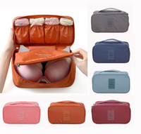 Wholesale 2015 Hot Women Sport Outdoor Travel Bra Cases Tourism Accessories Waterproof Oxford Packing Organizers Clothes Bags BT068