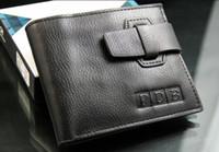 belt clip purse - Hot casual Genuine leather branded designer belts wallet for men with change pocket coin purse belt clip wallet