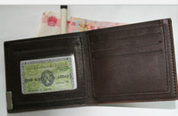 ac wallets - AC milan brown purse size quot quot acmilan wallet with removable driver s license slots