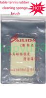 Wholesale Genuine SAILIDA Table tennis rubber cleaning sponge brush table tennis tools