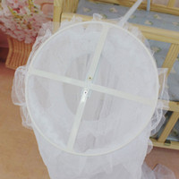 Wholesale Canopy Nets For Baby - Modern Hot Selling Baby Bed Mosquito Mesh Dome Curtain Net for Toddler Crib Cot Canopy jun19