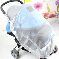baby cot safety - infant mosquito net for baby stroller crib cot canopy tents beds dome fly insect folding netting mesh child portable safety