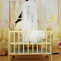 baby cots for sale - Hot sale Baby Infant Bed Mosquito Mesh Dome Curtain Net for Toddler Crib Cot Canopy