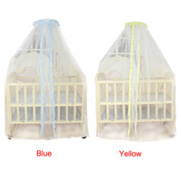 bedding deals - Best Deal Summer New Good Qulaity Baby Bed Mosquito Mesh Dome Curtain Net for Toddler Crib Cot Canopy