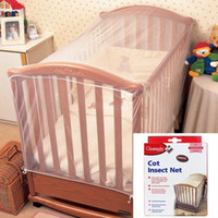 baby wasps - Clippasafe Baby Crib Cot Insect Mosquitoes Wasps Flies Net for Infant Bed folding Crib Netting Child Baby mosquito nets