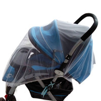 baby carriage net - Essential New Summer Safe Baby Carriage Insect Full Cover Mosquito Net Baby Stroller Bed Netting cm cm