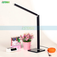 bedroom computer table - led aluminium table lamp USB charger luminaria de mesa table lamp led decoration for home bedroom book lights computer lamps