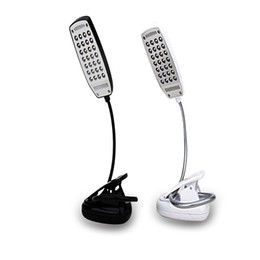 USB LED Desk lamp usb high brightness led clip reading Desk lamp laptop USB 28 bulbs LED Lamp Student desk home office gadget