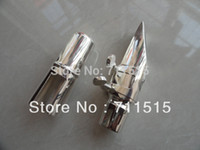 alto mouthpiece - Selmer Metal jazz alto saxophone mouthpiece silver size