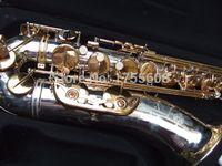 Wholesale Copy Henri selmer tenor Reference silver saxophone instruments