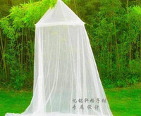 big midges - big meters in bed Bed Canopy Netting Curtain Dome Fly Mosquito Midges Insect Stopping Net Outdoor