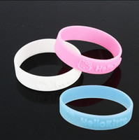 Cheap 5pcs lot Natural Cute Cat Mosquito Insect Repellent Band Baby Wristband Repellent Anti Bracelet Free Shipping