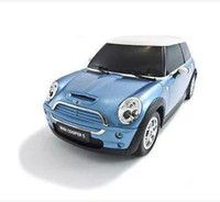 mini cooper rc car - Promotion New Kids Toys Scale Remote control car Medium Mini Cooper Rc Cars Radio Car Unique Toys