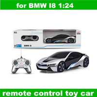 model airplane - Remote control car Models for BMW I8 remote control car toy car