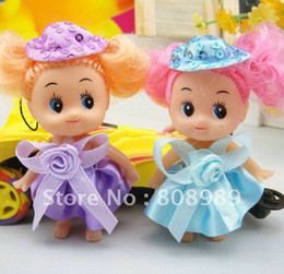 Wholesale cm Ddung Doll as Cell Phone Accessories Bag Attachments Room Decoration Car Kits Girls Toy
