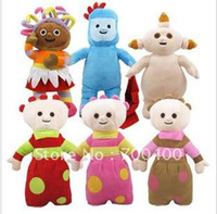 bbc gift - Christmas gifts BBC toys dolls in the night garden baby gifts