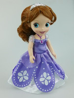 best animators - hot new sofia the frist Princess sofia Toddler Animators Collection Doll best gift for chilrend