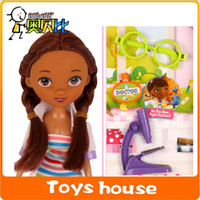 baby alive dolls free shipping - No packing baby alive doll doctor mcstuffin toys for girls doctor doll toys for children