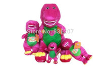 barneys baby - Cute quot Barney Dinosaur Plush Stuffed Toy Cartoon Soft Dolls Children Baby Kids Birthday Gifts