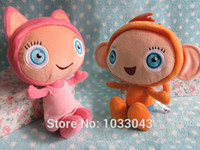 animated baby dolls - Hot Enlightenment Animated Cartoon cm Waybuloo De Li Yojojo Soft Doll Plush Juguetes Baby toys for children